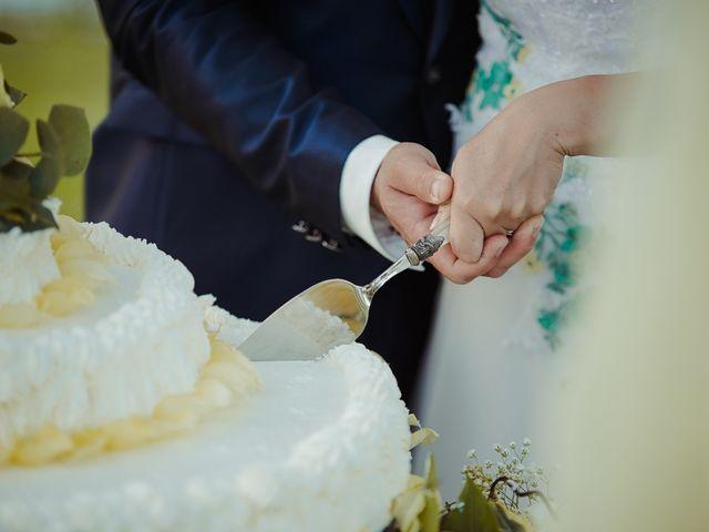 Il matrimonio di Massimiliano e Maura a Sperlonga, Latina 16