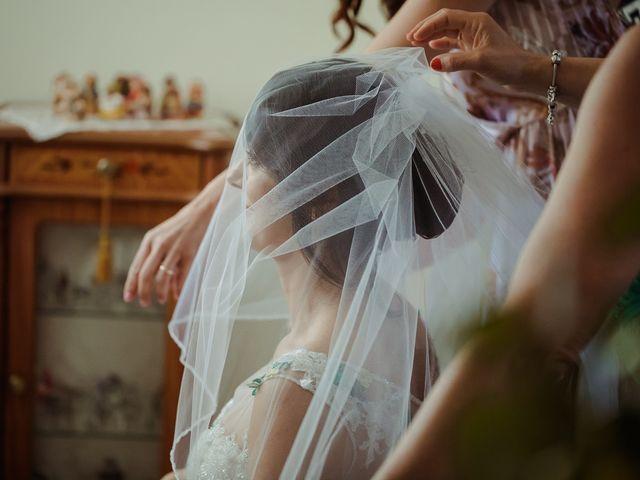 Il matrimonio di Massimiliano e Maura a Sperlonga, Latina 20