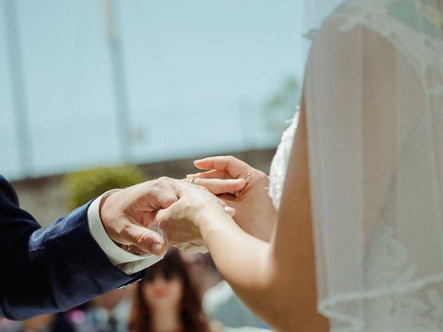 Il matrimonio di Massimiliano e Maura a Sperlonga, Latina 26