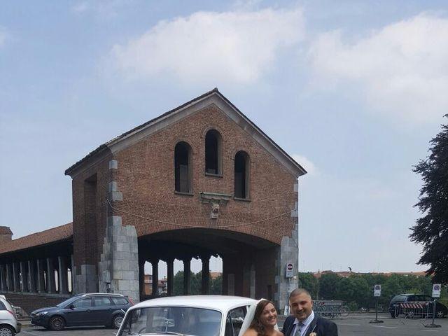 Il matrimonio di luigi e marianeve a Pavia, Pavia 5