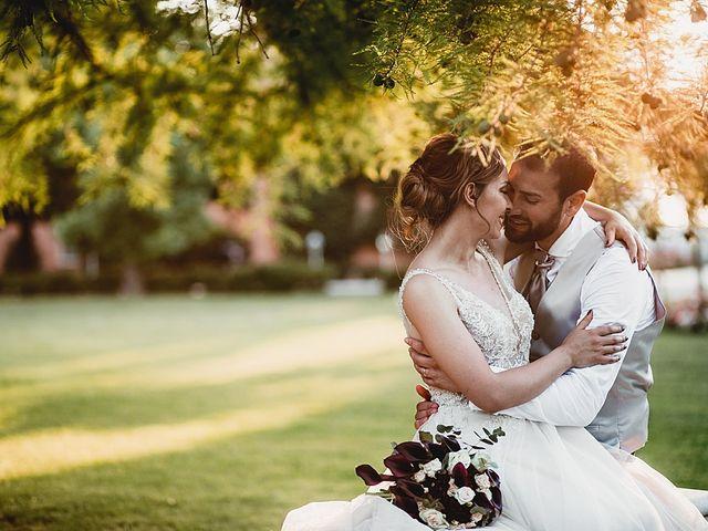 Le nozze di Vittoria e Matteo