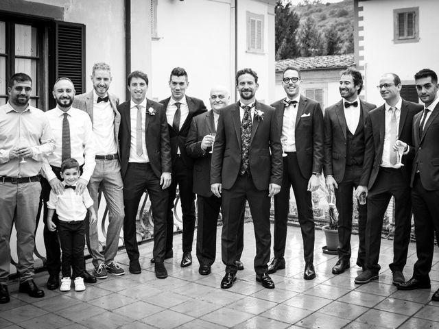 Il matrimonio di Leonardo e Alessandra a Castel Focognano, Arezzo 3