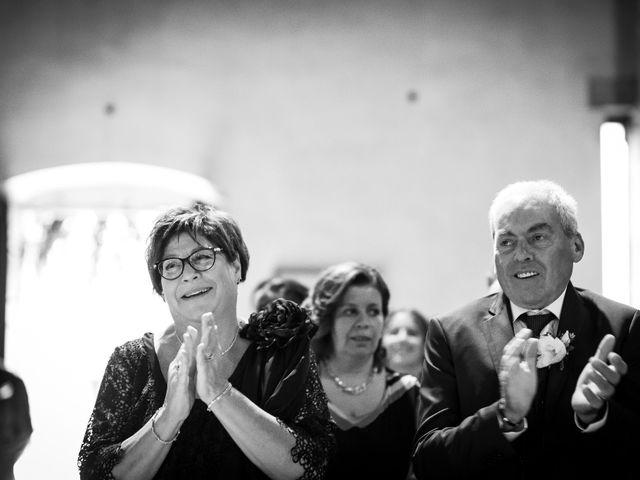 Il matrimonio di Leonardo e Alessandra a Castel Focognano, Arezzo 18