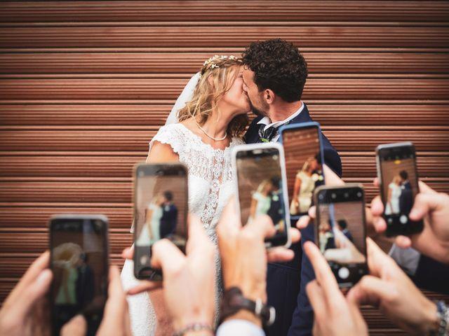 Il matrimonio di Leonardo e Alessandra a Castel Focognano, Arezzo 27