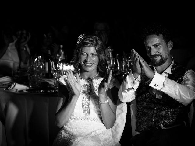 Il matrimonio di Leonardo e Alessandra a Castel Focognano, Arezzo 50