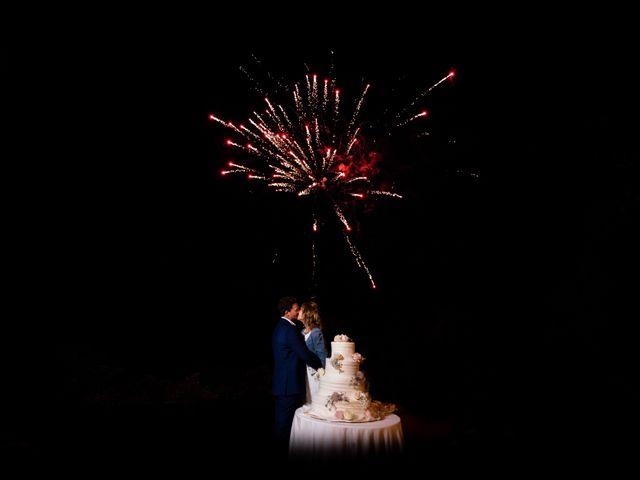 Il matrimonio di Leonardo e Alessandra a Castel Focognano, Arezzo 52