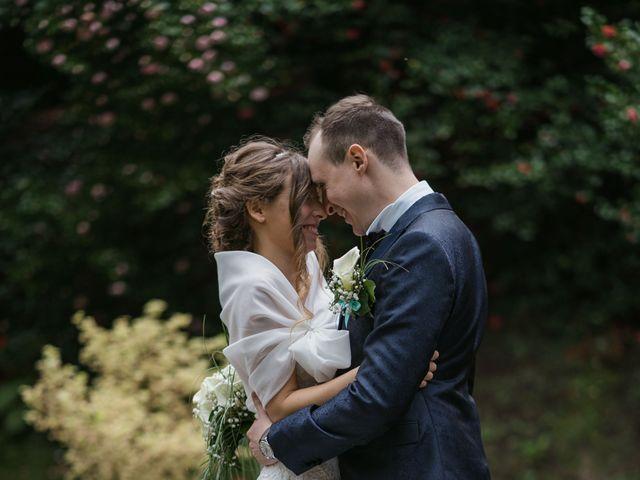 Il matrimonio di Gionatan e Sara  a Erba, Como 1