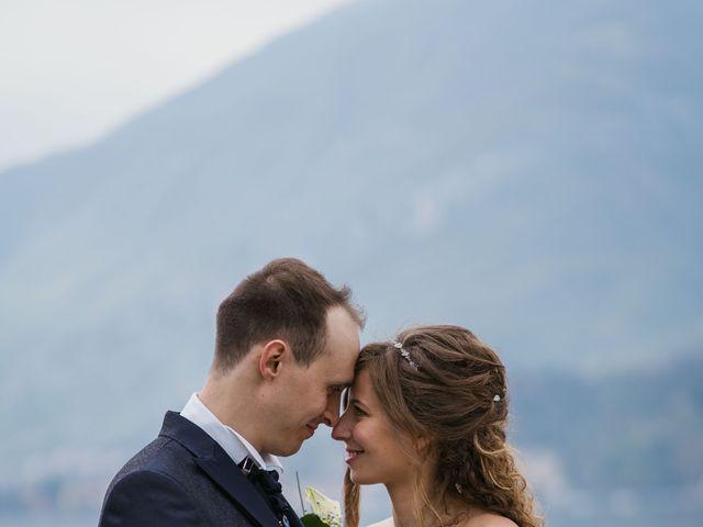 Il matrimonio di Gionatan e Sara  a Erba, Como 6