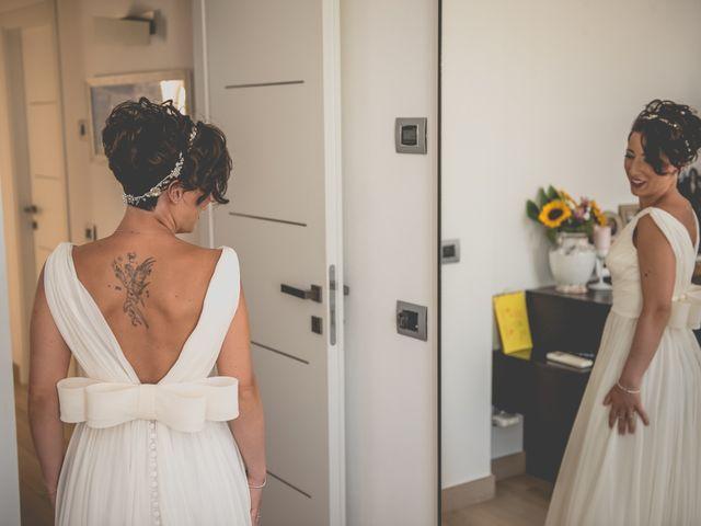 Il matrimonio di Matteo e Silvia a Rimini, Rimini 2