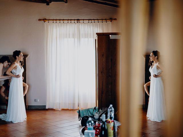 Il matrimonio di Mirco e Viola a Poggio a Caiano, Prato 7
