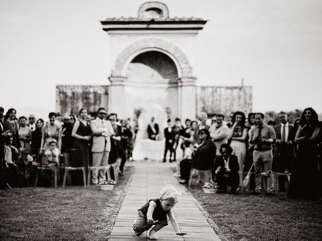 Il matrimonio di Mirco e Viola a Poggio a Caiano, Prato 14