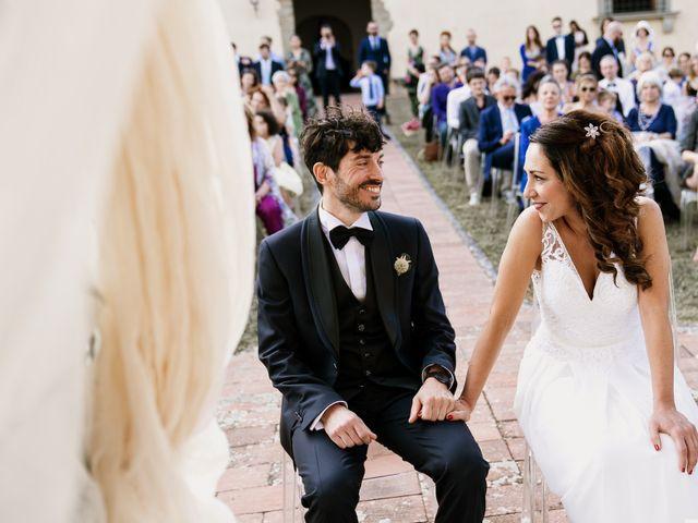 Il matrimonio di Mirco e Viola a Poggio a Caiano, Prato 18