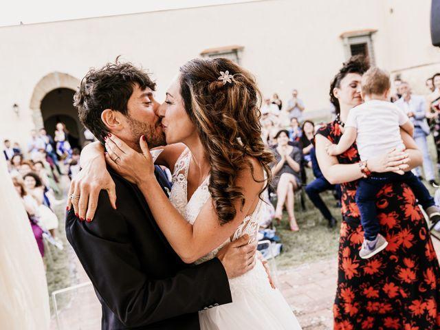 Il matrimonio di Mirco e Viola a Poggio a Caiano, Prato 19