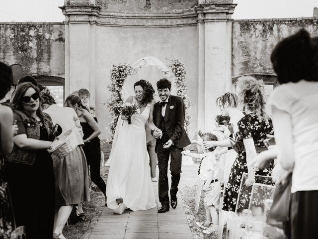 Il matrimonio di Mirco e Viola a Poggio a Caiano, Prato 20