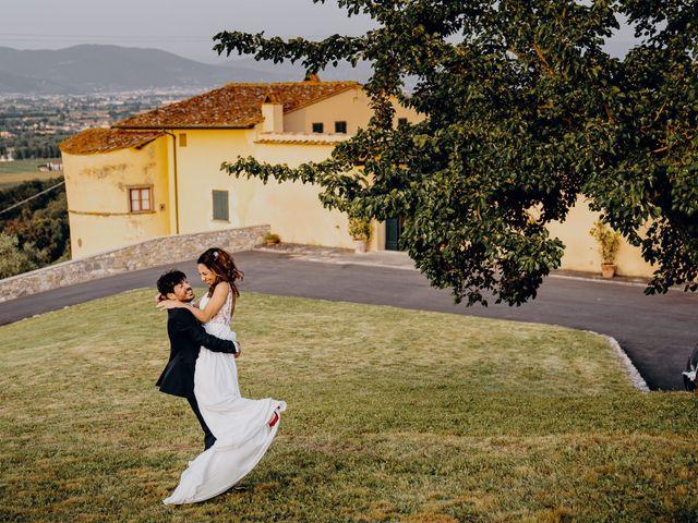 Il matrimonio di Mirco e Viola a Poggio a Caiano, Prato 2