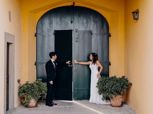 Il matrimonio di Mirco e Viola a Poggio a Caiano, Prato 23