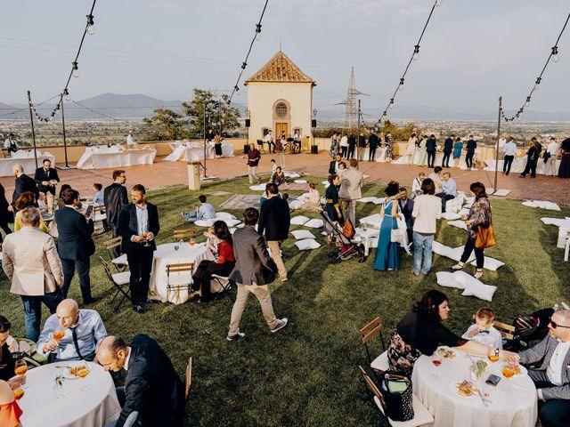 Il matrimonio di Mirco e Viola a Poggio a Caiano, Prato 25