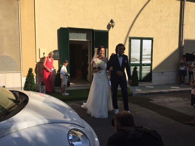 Il matrimonio di Luca e Elisa a Campi Salentina, Lecce 7