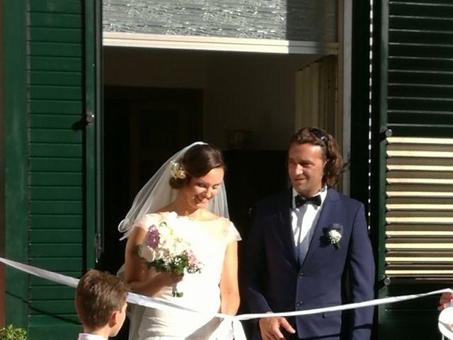 Il matrimonio di Luca e Elisa a Campi Salentina, Lecce 9