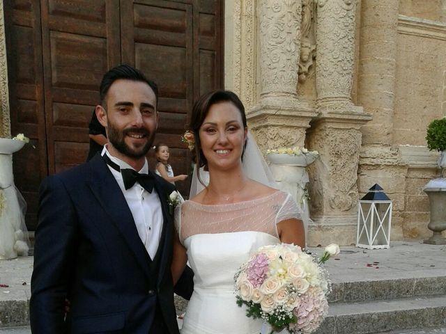 Il matrimonio di Luca e Elisa a Campi Salentina, Lecce 10