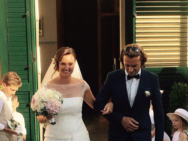 Il matrimonio di Luca e Elisa a Campi Salentina, Lecce 17