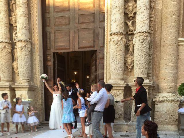 Il matrimonio di Luca e Elisa a Campi Salentina, Lecce 20