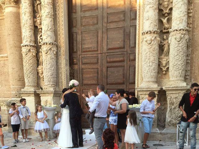 Il matrimonio di Luca e Elisa a Campi Salentina, Lecce 23