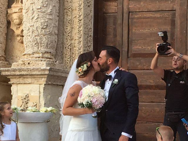 Il matrimonio di Luca e Elisa a Campi Salentina, Lecce 27