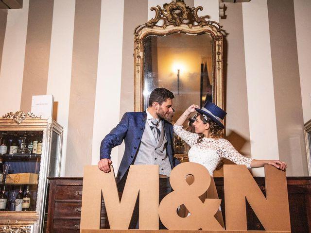 Le nozze di Nicla e Marco