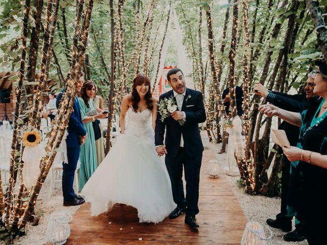 Il matrimonio di Stefania e Fabio a Rieti, Rieti 50