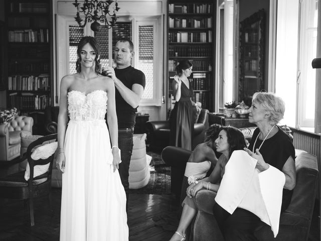 Il matrimonio di Alessandro e Paola a Varese, Varese 10