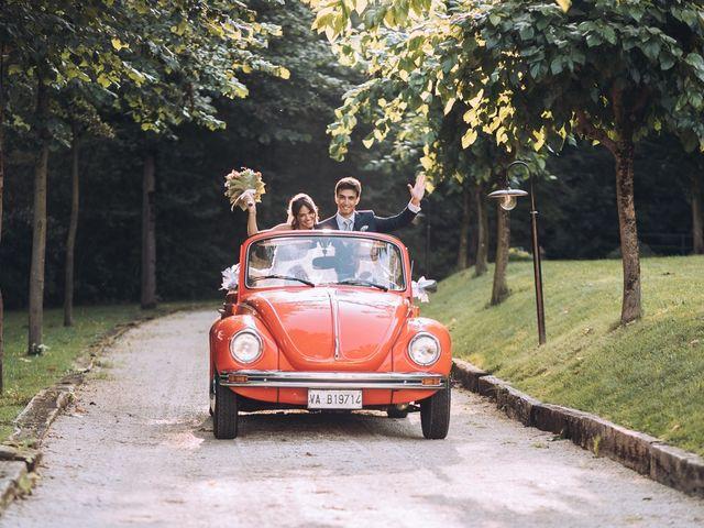 Il matrimonio di Alessandro e Paola a Varese, Varese 31