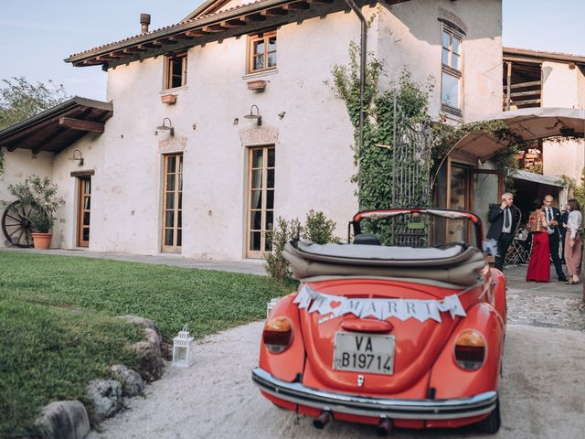 Il matrimonio di Alessandro e Paola a Varese, Varese 32