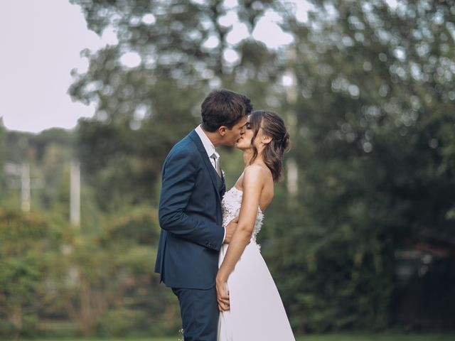 Il matrimonio di Alessandro e Paola a Varese, Varese 56