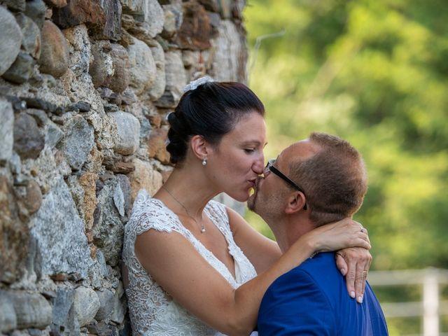Il matrimonio di Andrea e Ines a Lesa, Novara 3