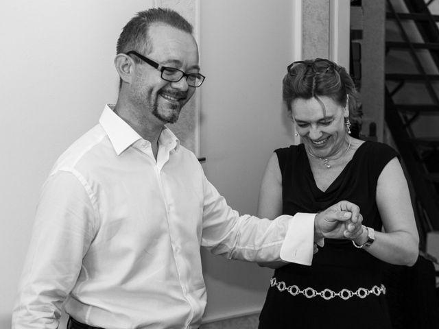 Il matrimonio di Andrea e Ines a Lesa, Novara 1