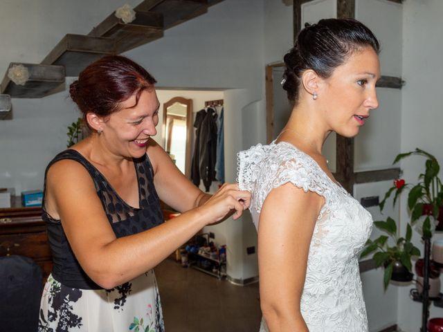 Il matrimonio di Andrea e Ines a Lesa, Novara 6