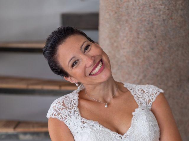Il matrimonio di Andrea e Ines a Lesa, Novara 7