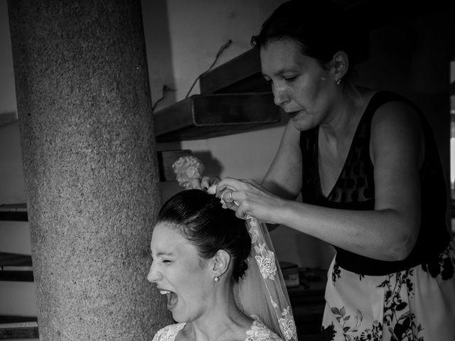 Il matrimonio di Andrea e Ines a Lesa, Novara 8