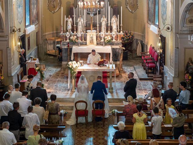 Il matrimonio di Andrea e Ines a Lesa, Novara 14