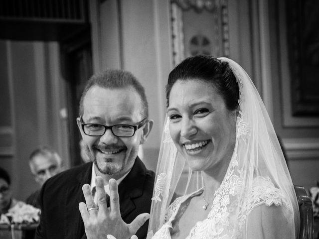 Il matrimonio di Andrea e Ines a Lesa, Novara 18
