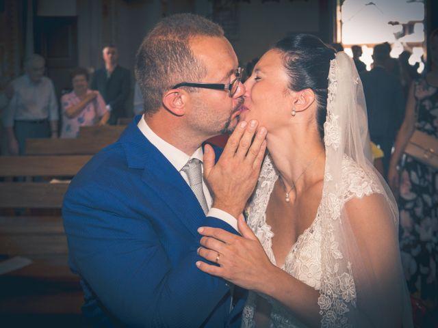 Il matrimonio di Andrea e Ines a Lesa, Novara 19