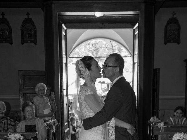 Il matrimonio di Andrea e Ines a Lesa, Novara 20