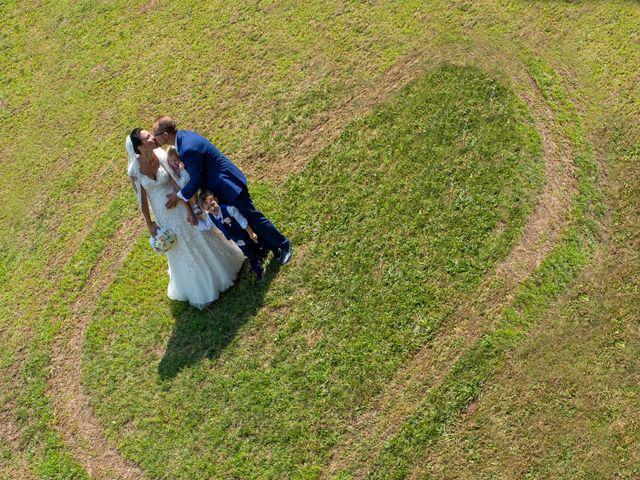 Il matrimonio di Andrea e Ines a Lesa, Novara 23