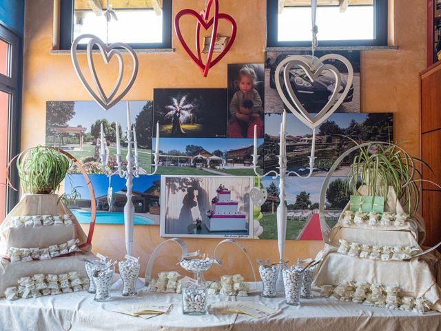 Il matrimonio di Andrea e Ines a Lesa, Novara 25