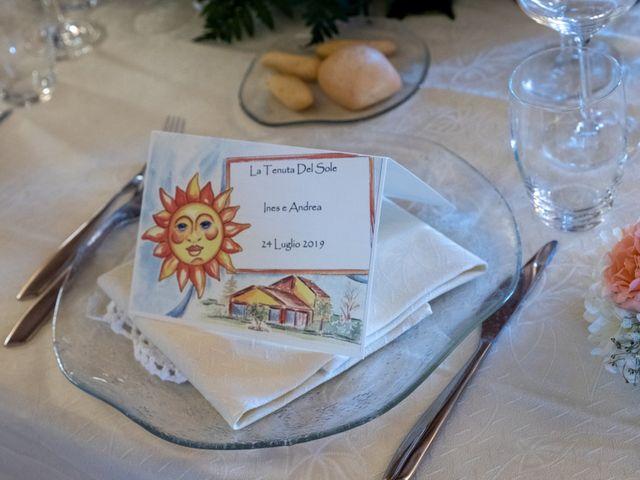 Il matrimonio di Andrea e Ines a Lesa, Novara 28