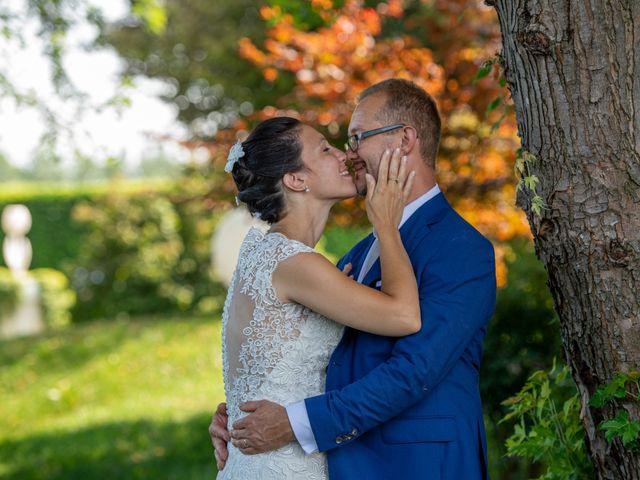 Il matrimonio di Andrea e Ines a Lesa, Novara 30