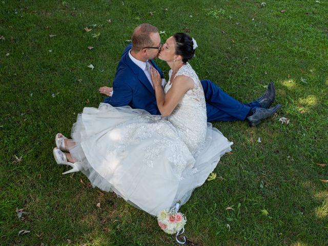 Il matrimonio di Andrea e Ines a Lesa, Novara 31