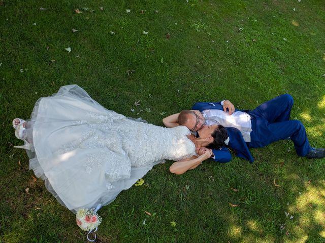 Il matrimonio di Andrea e Ines a Lesa, Novara 32