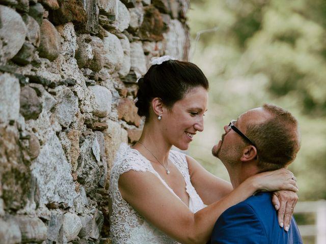 Il matrimonio di Andrea e Ines a Lesa, Novara 36
